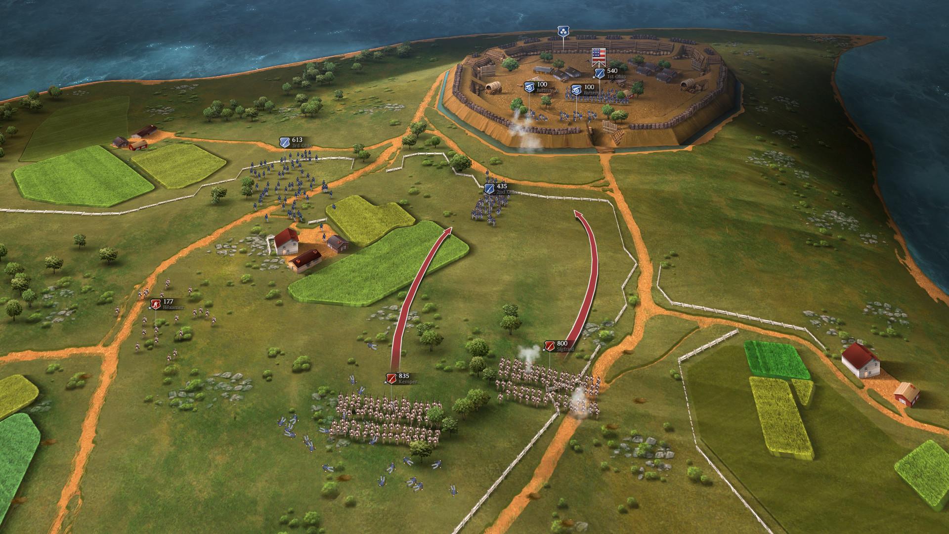 3. Sid Meier's Gettysburg