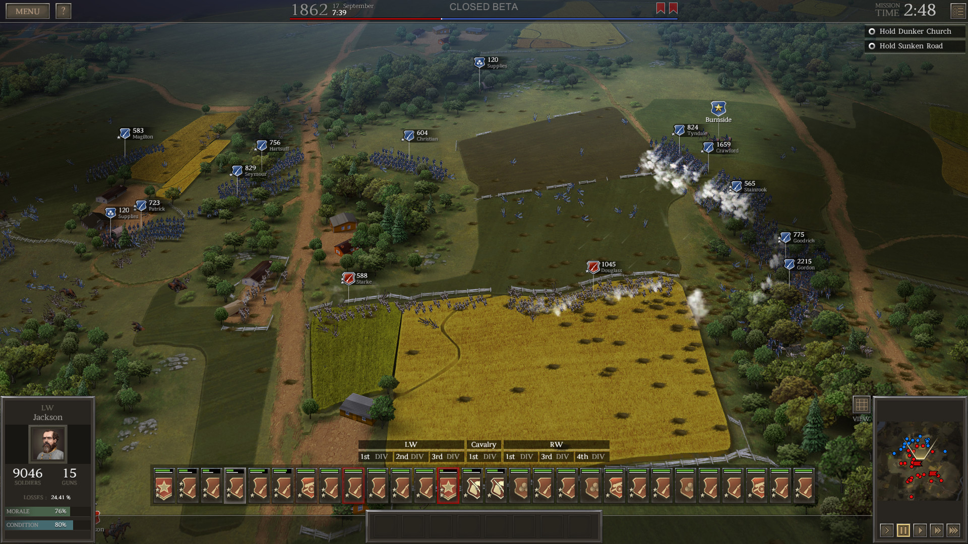 civil war games for free online