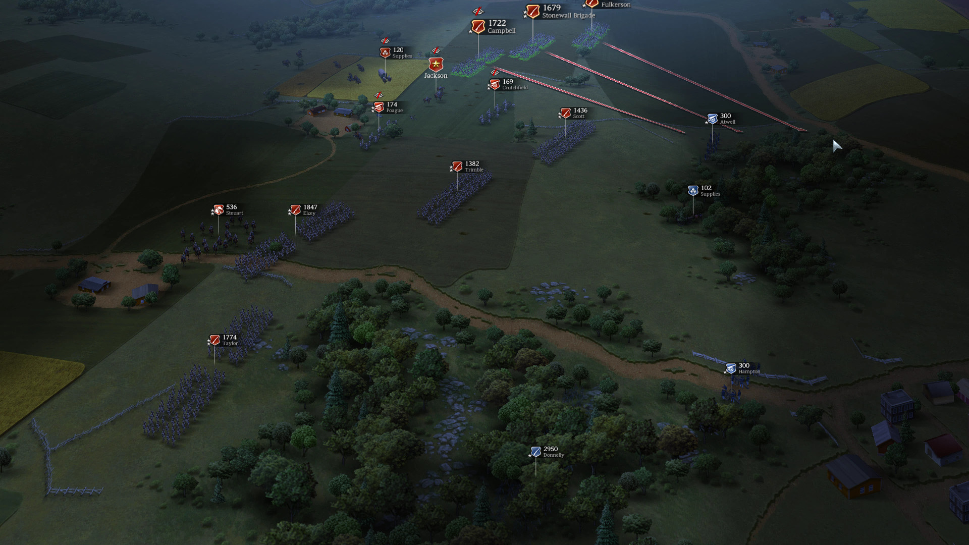 Ultimate General: Civil War Screenshot 3