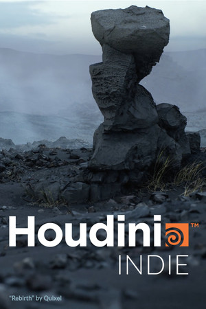 Houdini Indie poster image on Steam Backlog