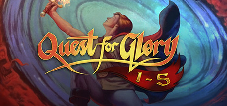 Quest for Glory 1-5 Steam Game