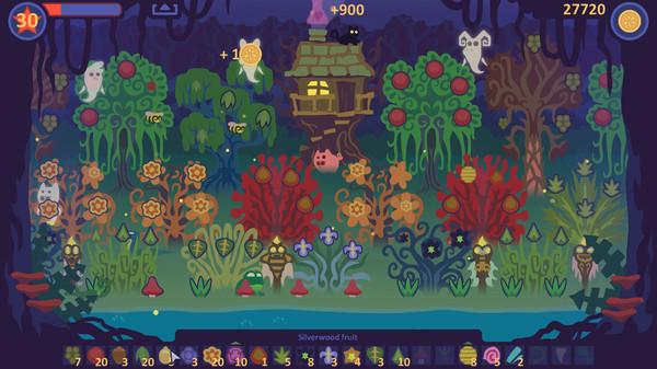 Screenshot of Voodoo Garden