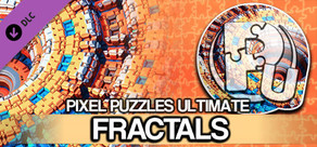 Pixel Puzzles Ultimate - Puzzle Pack: Fractal Rings