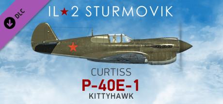 IL-2 Sturmovik: P-40E-1 Collector Plane