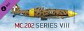 IL-2 Sturmovik: MC.202 Series VIII Collector Plane-dlc