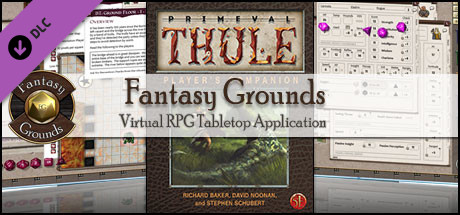Fantasy Grounds - Primeval Thule: Player's Companion (5E)