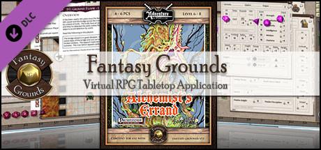 Fantasy Grounds - A07: Alchemist's Errand (PFRPG)
