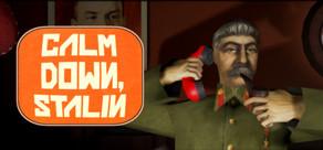 Calm Down, Stalin cover art
