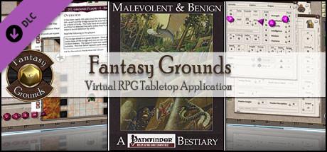 Fantasy Grounds - Malevolent & Benign (PFRPG)
