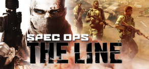 Spec Ops: The Line cover art