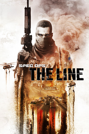 Spec Ops: The Line poster image on Steam Backlog