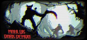 Mahluk:Dark demon cover art