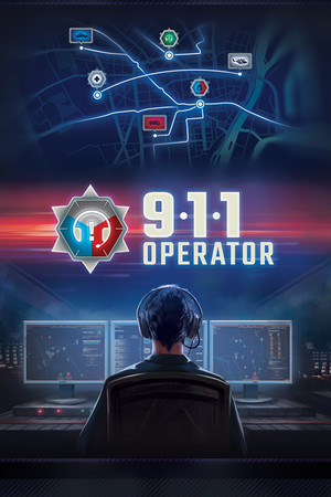 911 Operator poster image on Steam Backlog