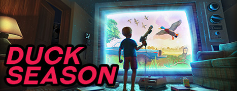 Now Available on Steam – Duck Season