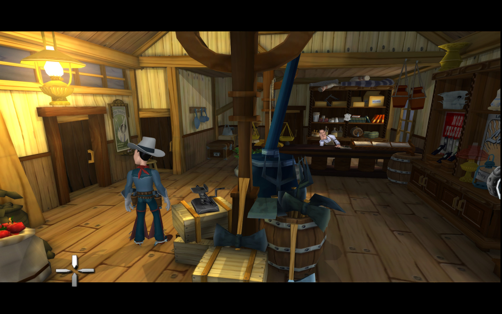 Fenimore Fillmore: The Westerner Screenshot 3