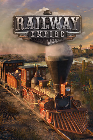 Railway Empire poster image on Steam Backlog