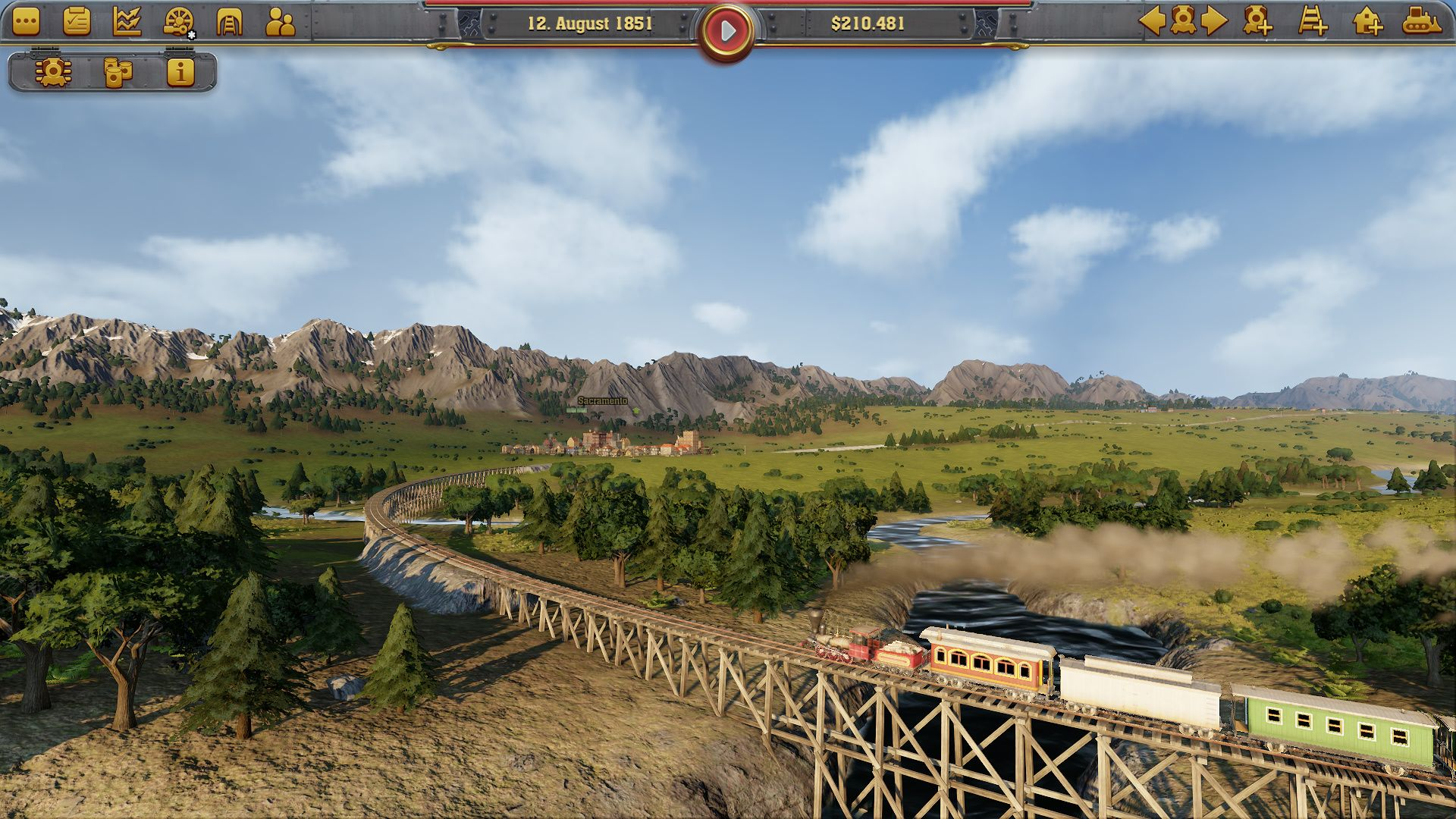 Railway Empire + DLC's - Download - Free GoG PC Games