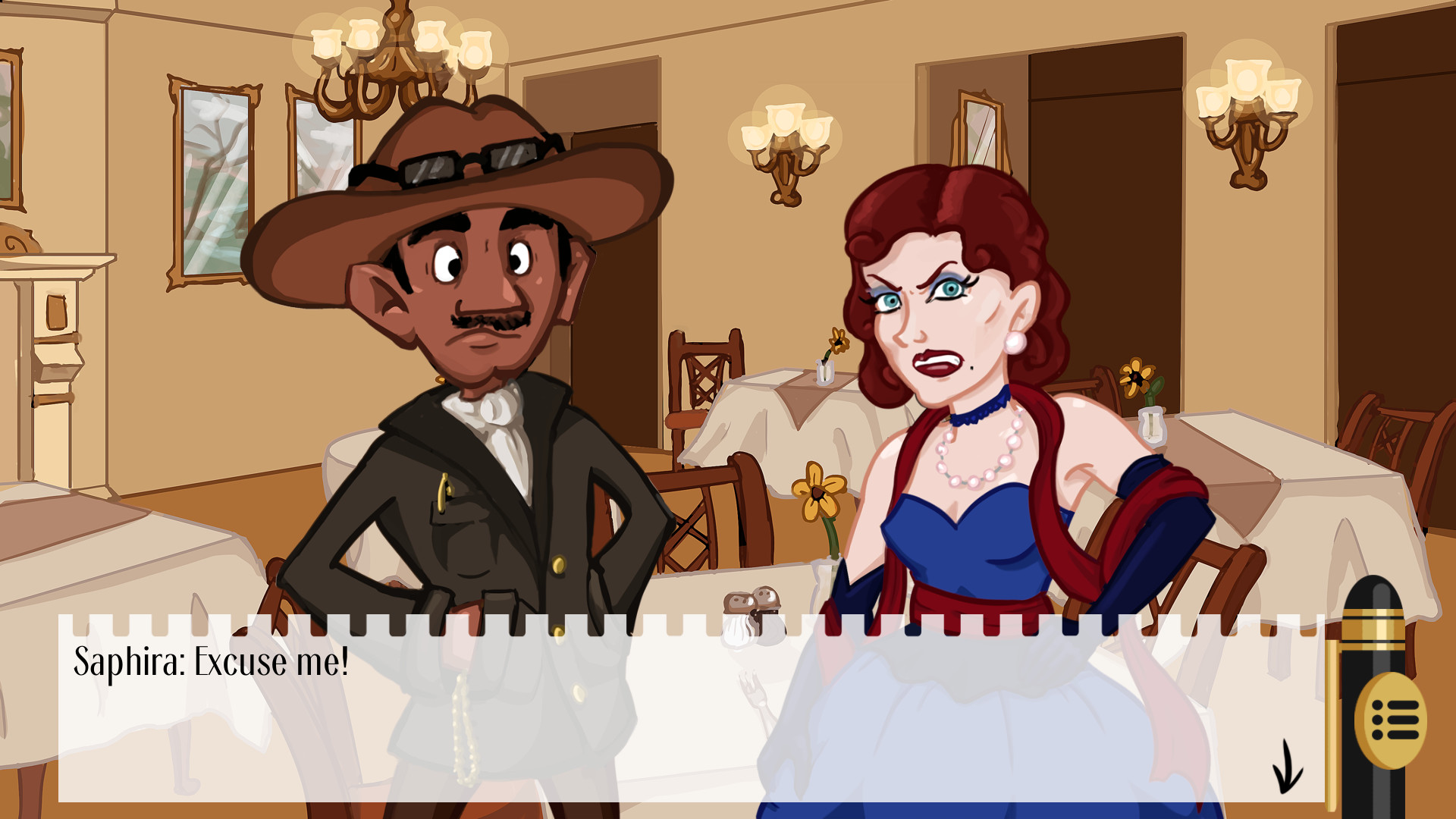 Save 45% on Detective Hank and the Golden Sneeze on Steam