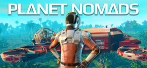 Planet Nomads cover art