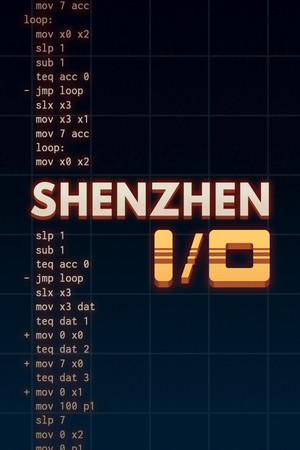 SHENZHEN I/O poster image on Steam Backlog