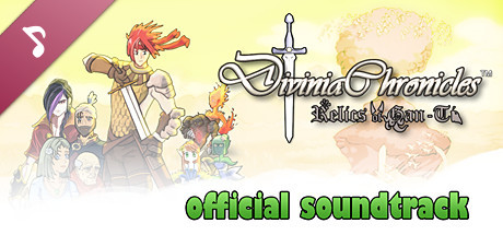 """Soundtrack for Divinia Chronicles or (""""Buy us coffee"""")"""