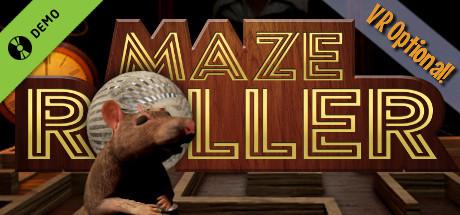 Maze Roller Demo