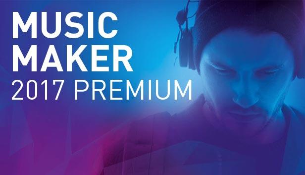MAGIX Music Maker 2017 Premium Free Download