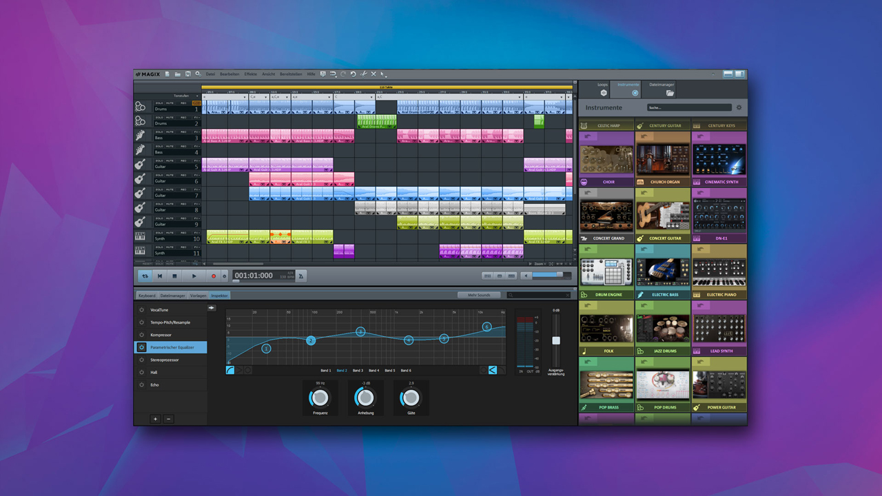 Crack Magix Music Maker Production Suite A Tel