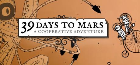 39 Days to Mars banner