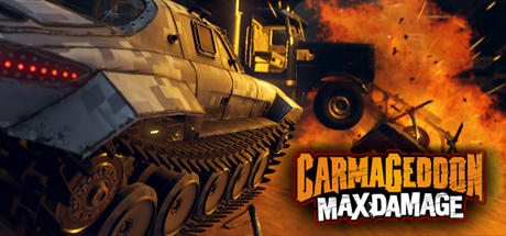 Carmageddon: Max Damage cover art
