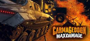 Carmageddon: Max Damage cover art
