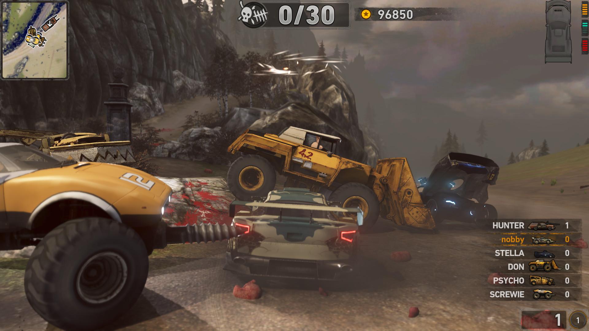Carmageddon: Max Damage [GoG] [2016 Eng]