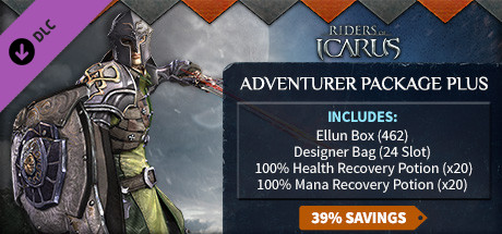 Riders of Icarus Adventurer Package Plus