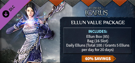 Riders of Icarus Ellun Value Package