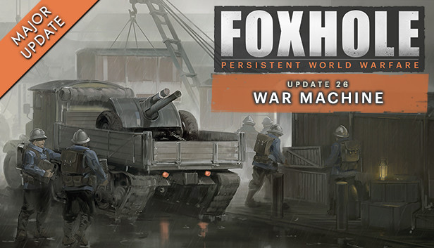 Foxhole on Steam