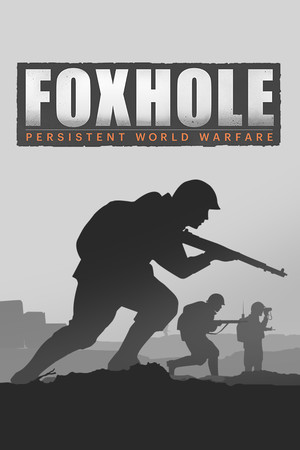 Foxhole poster image on Steam Backlog