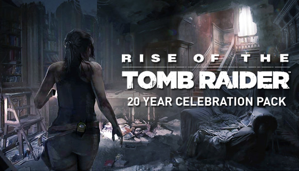 Rise Of The Tomb Raider 20 Year Celebration Pack On Steam