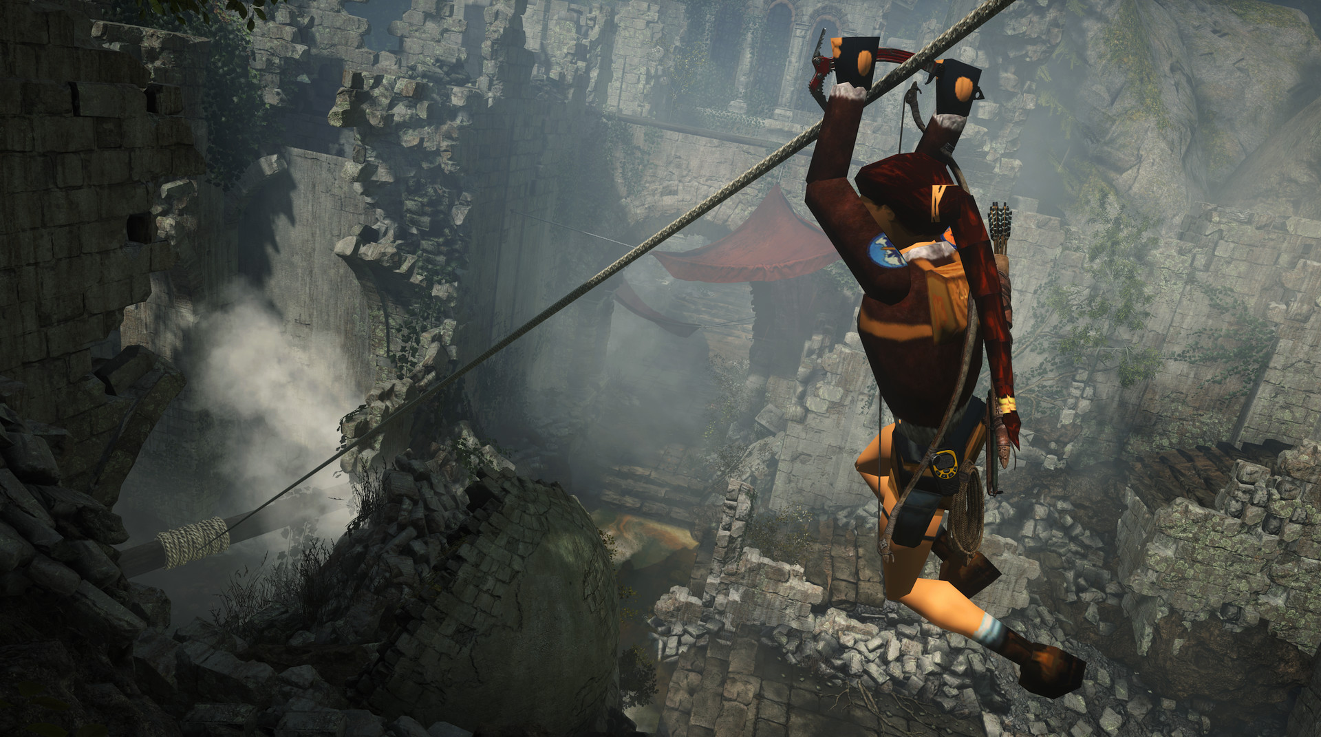 rise of tomb raider 20 year celebration