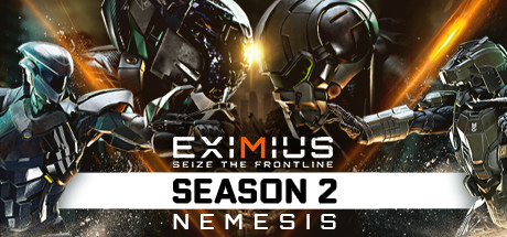 Eximius: Seize the Frontline cover art