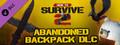 Abandoned Backpack-dlc