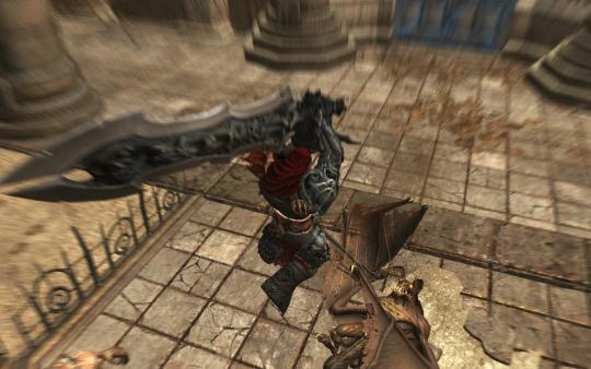 скриншот Darksiders 4