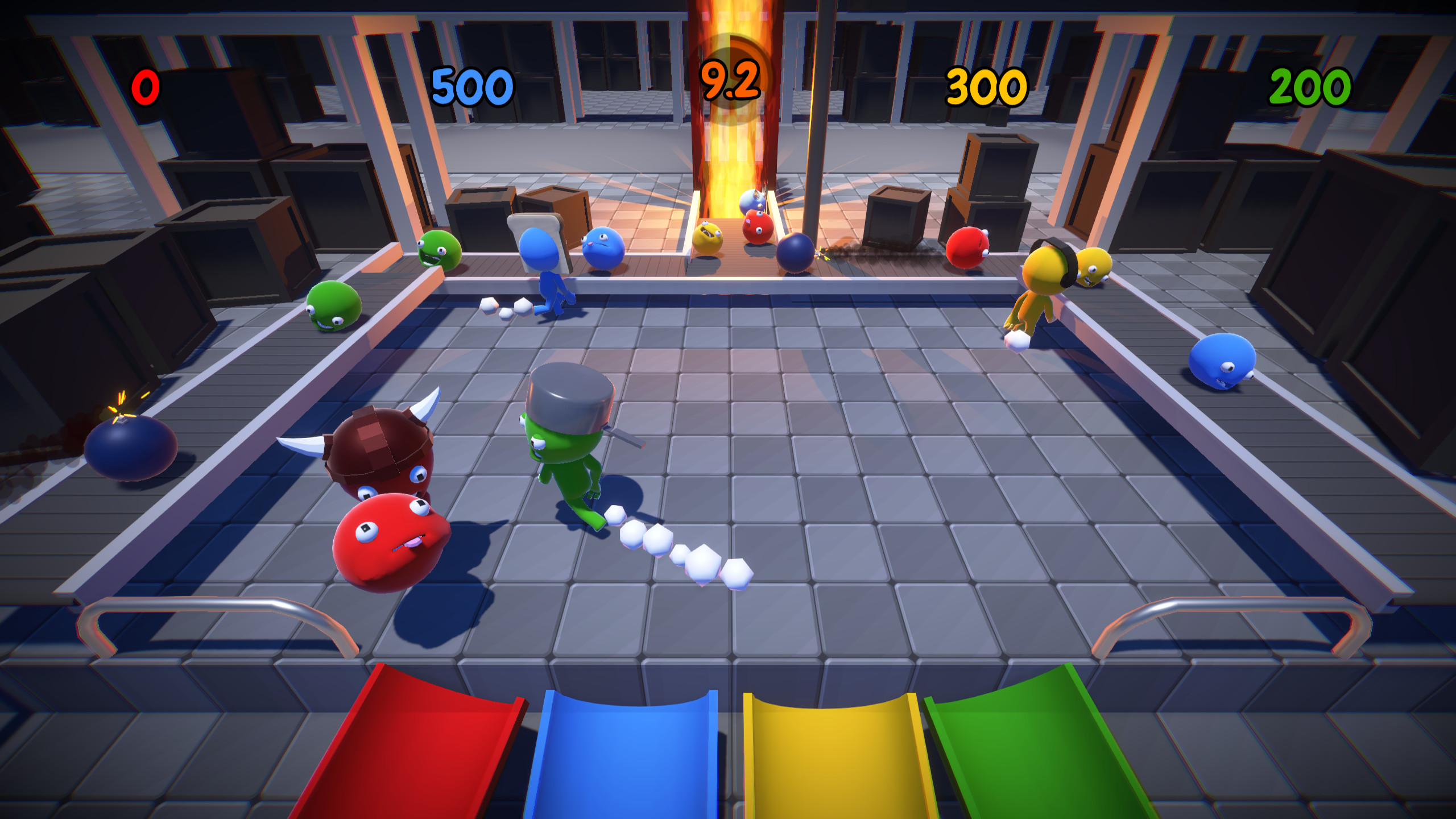 لعبة party panic للكمبيوتر من ميديا فاير