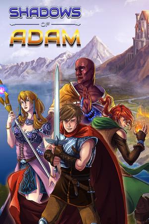Shadows of Adam poster image on Steam Backlog