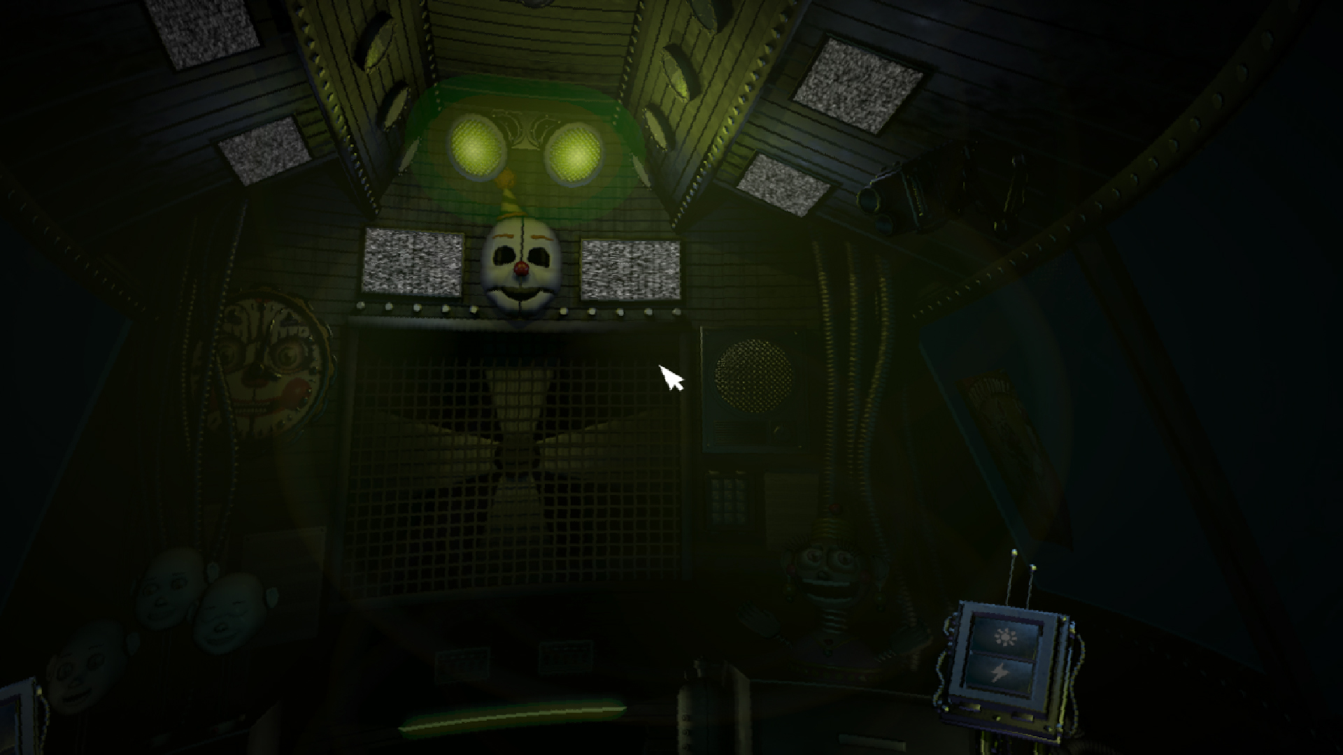 Five Nights at Freddy's: Sister Location Screenshot 1