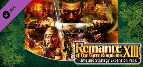 RTK13 - Fame and Strategy Expansion Pack / 三國志13 パワーアップキット on Steam