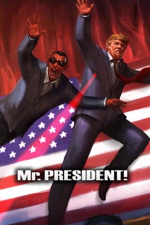 Mr.President! poster image on Steam Backlog