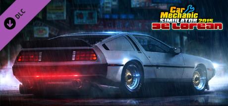 Car Mechanic Simulator 2015 - DeLorean