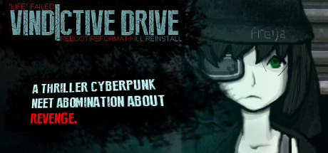 Save 70% on Vindictive Drive on Steam