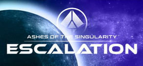 Ashes of the Singularity: Escalation cover art