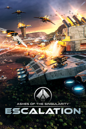 Ashes of the Singularity: Escalation poster image on Steam Backlog